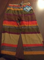 NEW — Doctor Who pyjama pants, 4th Doctor scarf (Size M)