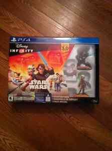 NEW sealed Disney Infinite 3.0 Star Wars starter pack Playstaion