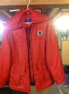 Mustang Floater  Coat with nylon fold in collar hood - NEW PRICE