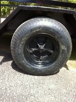 Looking For: 8-14.5 Tire & Rim