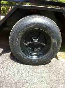 Looking For: 8-14.5 Trailer/Mobile Home Tire & Rim
