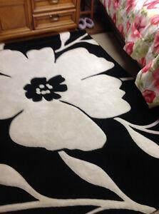 Designer area rug