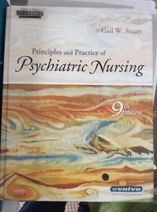 Principles and practice of psychiatric nursing 9th edition
