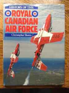 History of the Royal Canadian Air Force by Christopher Shores
