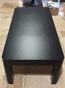 Retro Black Coffee Table