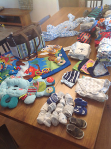 Baby Boy Clothes and More