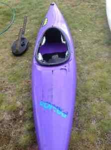 Prijon Invader Kayak