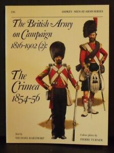 Osprey   Men-At-Arms Series # 196   The British Army on Campaign