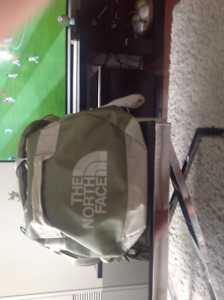 North Face Duffle Travel Bag