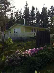 Cottage with Pond View in the Middle Gull Pond Area