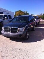 2007 Dodge Durango fresh safety exceptionally well maintained