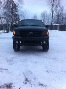 2002 F150 for parts or possible bush beater