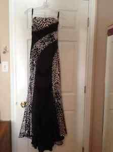 3 Beautiful long dresses / prom gowns