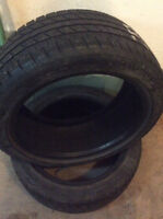 225 45 R17 studless Winter tires
