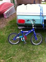 """Kids 16"""" tire bicycle"""