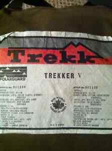 Trekk Winter Sleeping Bag $250 OBO Regina Regina Area image 1
