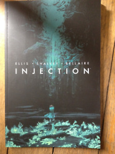 Injection - Graphic Novel