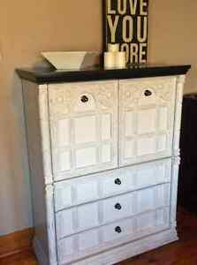 Shabby chic, custom vintage piece Kawartha Lakes Peterborough Area image 1