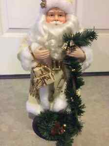 Christmas Decorative Santas Kitchener / Waterloo Kitchener Area image 1