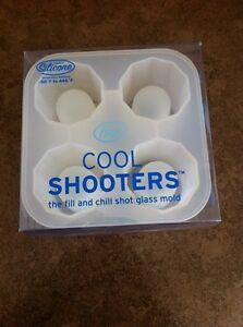 BRAND NEW FROZEN SHOT GLASSES!