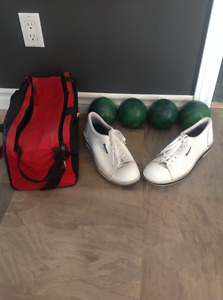 <<<<<Bowling Balls & Shoes For Sale>>>>>