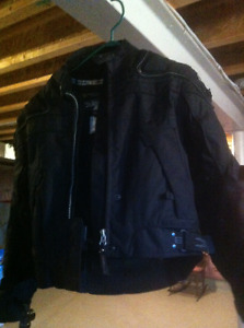 excellent condition womens rocket motorcycle jacket
