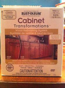 Cabinet Transformation Kit