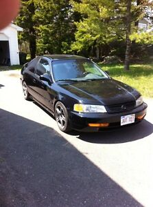 Trade for bike-99 civic