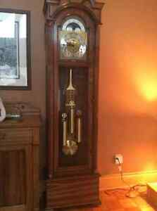 Hentschel Regency Grandfather Clock PRICE DECREASE