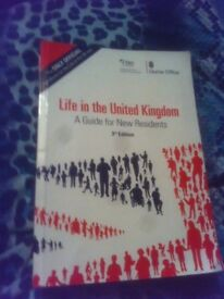 Life in the uk test books 3rd addition