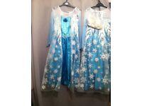 Elsa frozen dresses