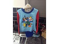 Boys marvel pyjamas age 18-24 months brand new with tags