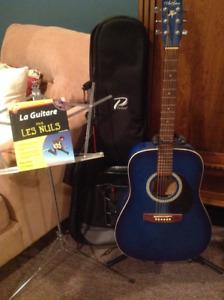ensemble complet guitare