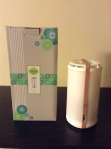 scentsy go rose new  changes colors
