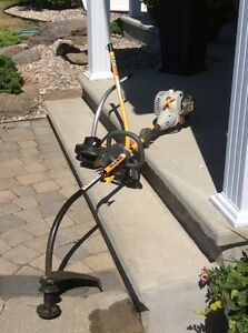Ryobi Gas Trimmer and attachments