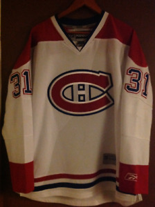 Carey Price Montreal Canadiens Jersey (White)