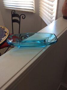 Unique Blue Dish