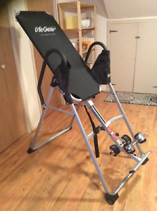 New inversion table