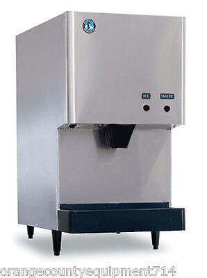 New 282 Lb Ice Maker Dispenser Hoshizaki Dcm-270bah 5663 Commercial Machine Nsf