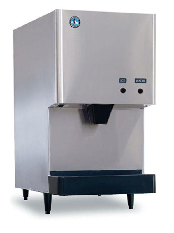 New 282 Lb Ice Maker Dispenser Hoshizaki Dcm-270bah #5663 Commercial Machine Nsf