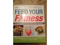 NEW Feed your fitness book
