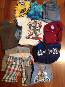 Lot of boys 3t clothes