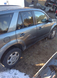 2005 Saturn VUE SUV, Crossover as well as 2003  vue