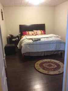Fully Furnished Basement Suite in Riverbend!