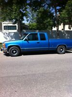 93 Lowered Ex Cab $2500