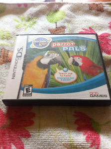 world of zoo/parrot pals/legends of the gaurdians ds games