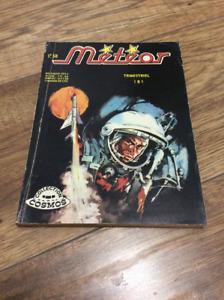 BD Meteor - Le jour où le soleil disparut - 1971