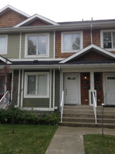 Modern Three Bedroom Townhouse close to Downtown