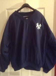New York Yankees pullover jacket - Men's XL