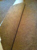 Carpet, 225sqft, light tan colour, clean